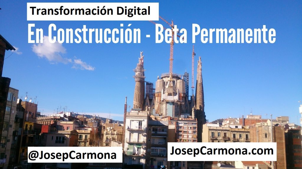 Transformación Digital: En Construcción – Beta Permanente